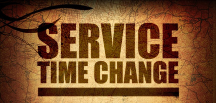 service-time-change